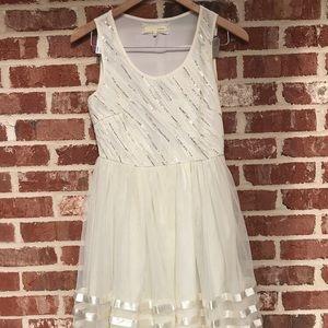 White Dress with TuTu